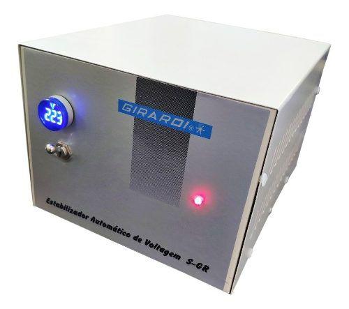 Estabilizador Girardi S-GR 3000 VA 220/220 V