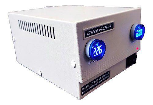 Protetor Eletrônico 1500 W Girardi AM Digital 220 / 220 V