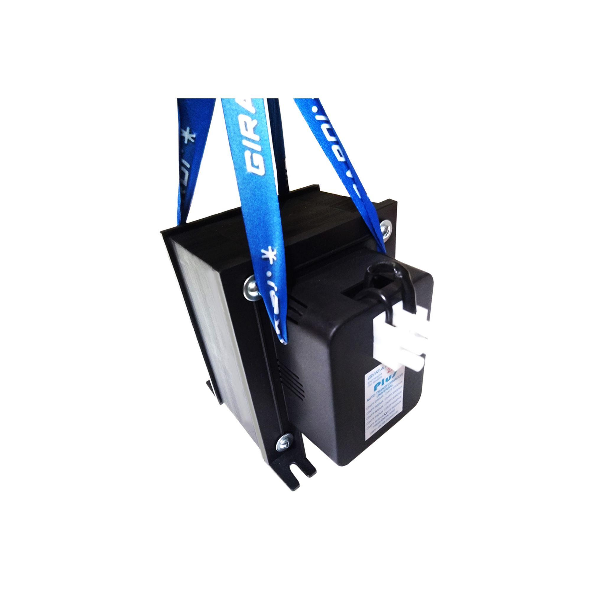 Auto Transformador Conversor Bivolt 110 / 127 e 220 V  4000 VA Girardi Plus