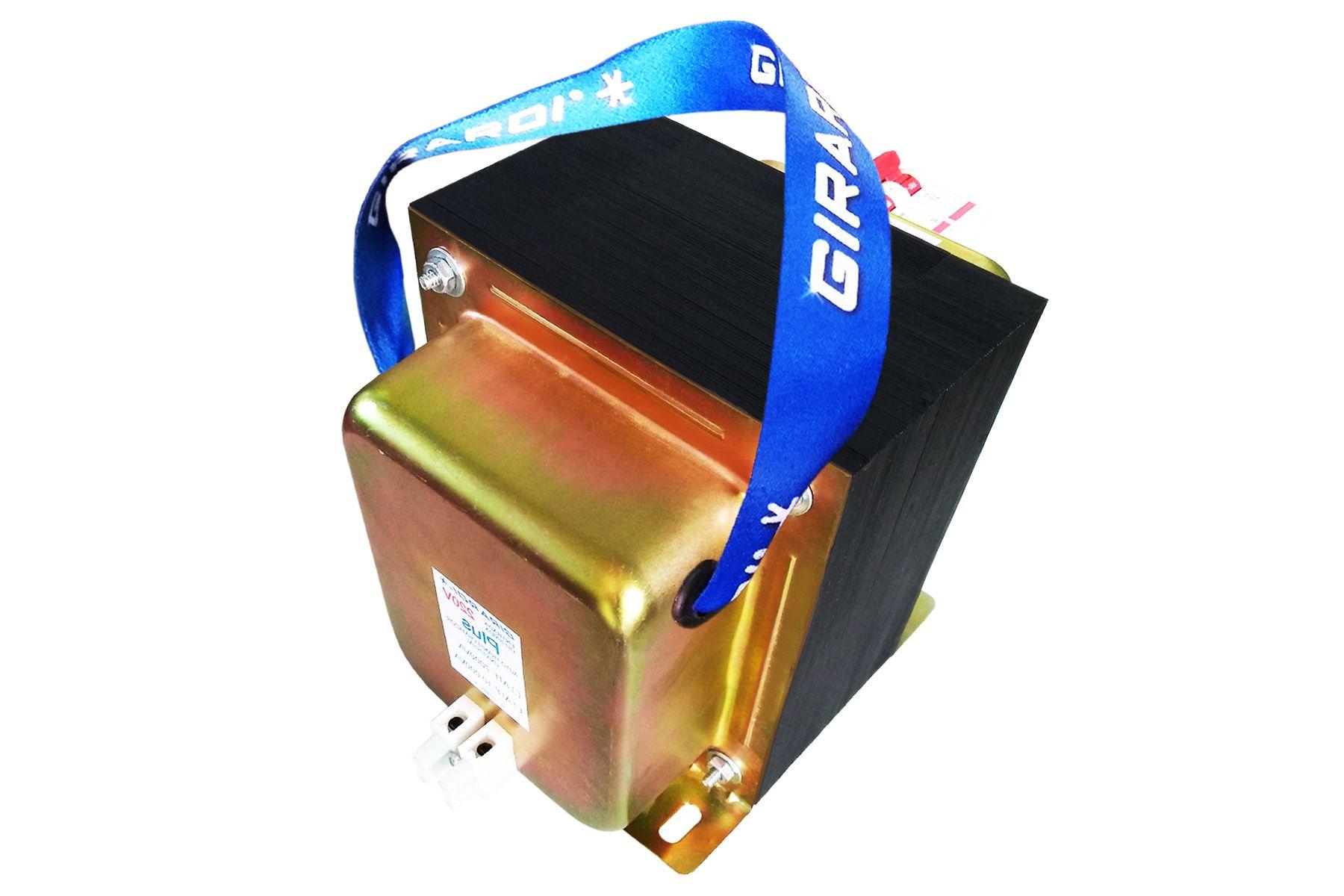Autotransformador 10000 VA GIRARDI Bivolt com Disjuntor de Proteção