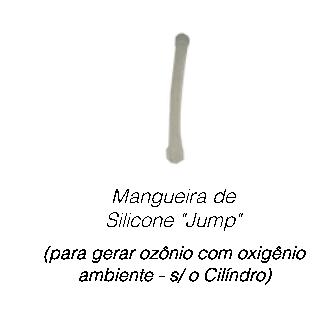 GERADOR DE OZÔNIO MEDICINAL