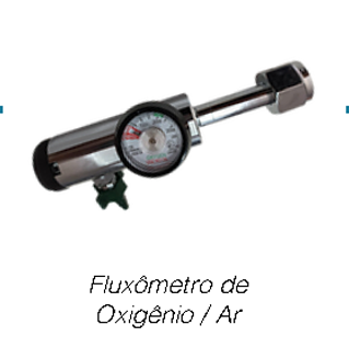 KIT 1: GERADOR DE OZÔNIO MEDICINAL + FLUXOMETRO + CERTIFICADO DE GARANTIA + CERTIFICADO DE AFERIÇÃO + 2 CALIBRAGENS GRATUITAS