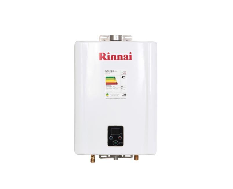 Aquecedor a Gás E21 - 21 litros - Rinnai