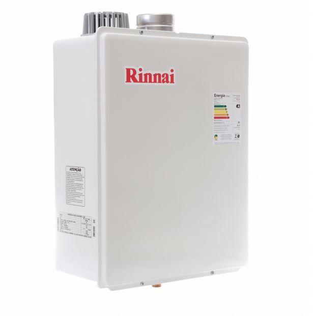 Aquecedor a Gás E42 - 43 litros - Rinnai