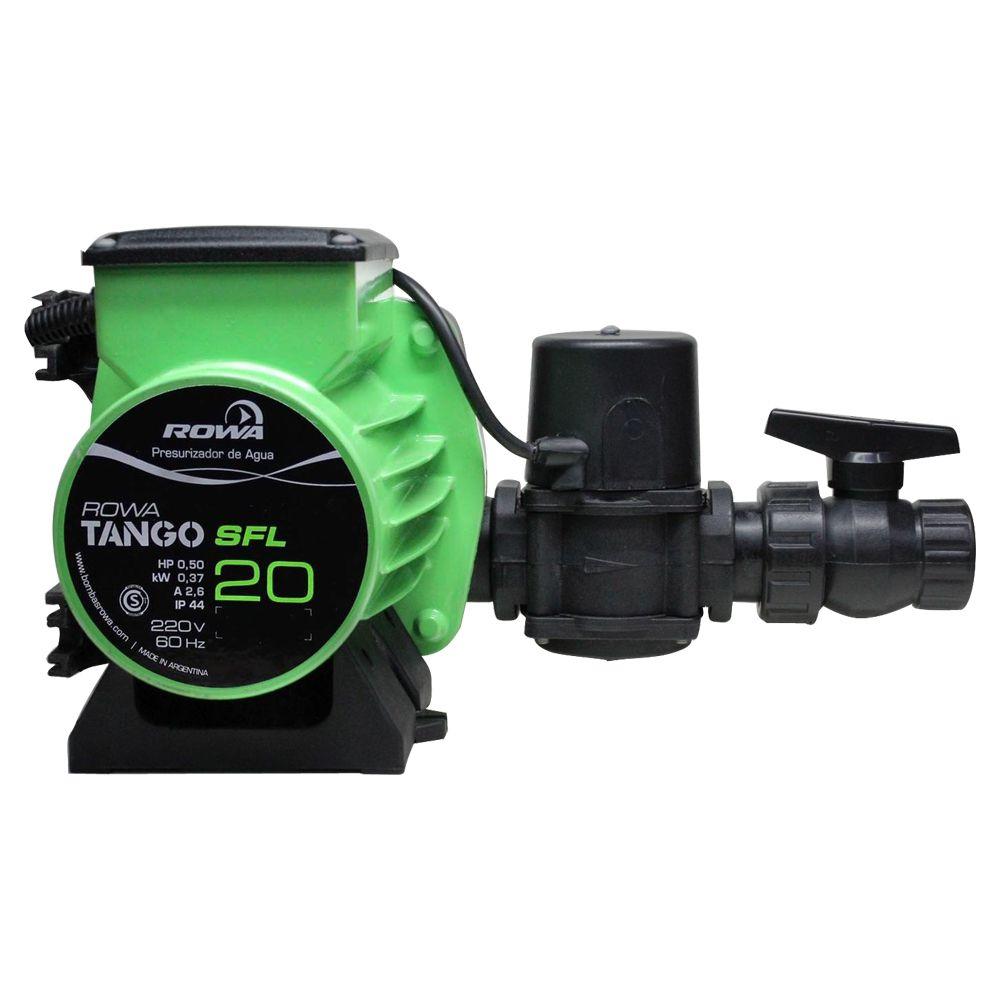 Pressurizador Rowa Tango SFL-20