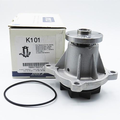 BOMBA AGUA KIA SORENTO CRDI 2.4/2.5/3.5 16V 24V V6 DOLZ K101
