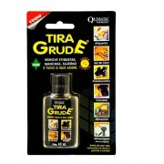 3 Tira Grude 40 Ml Remove Etiquetas Vidro Artesanato