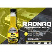 Aditivo de Combustível Motor Flex  Potency Radnaq RQ1091 200