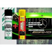 Aromatizante Super Concentrado Hot Rod Racing + Limpa Estofados