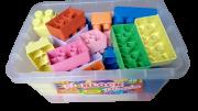 Bloco de Montar Big Block Mania 48 peças