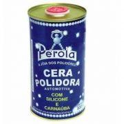 Cera Líquida Polidora com Silicone e Carnaúba Pérola 500g