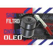 Chave Saca Filtro Cinta De Óleo 61 x 72mm LUB 18-F