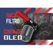 Chave Saca Filtro Cinta De Óleo 80 x 95mm Corneta Nº3