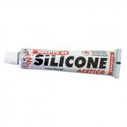 Cola Silicone Acético Transparente Uso Geral Incolor Neoklon