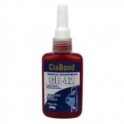Cola Trava Rosca Baixo Torque Azul CB 42 Ciabond 50gs