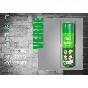 Tinta Spray Colorart Uso Geral Verde