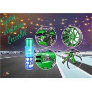 Tinta Spray  Colorart Verde Metálica