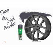 Tinta Spray Uso Geral Colorart Preto Fosco