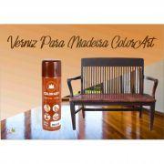 Verniz em Spray Para Madeira Colorart Imbuia