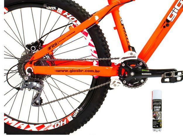 2 Lubrificantes Corrente Moto Bike Chain Lube Oleo Radnaq  - Rea Comércio - Sua Loja Completa!