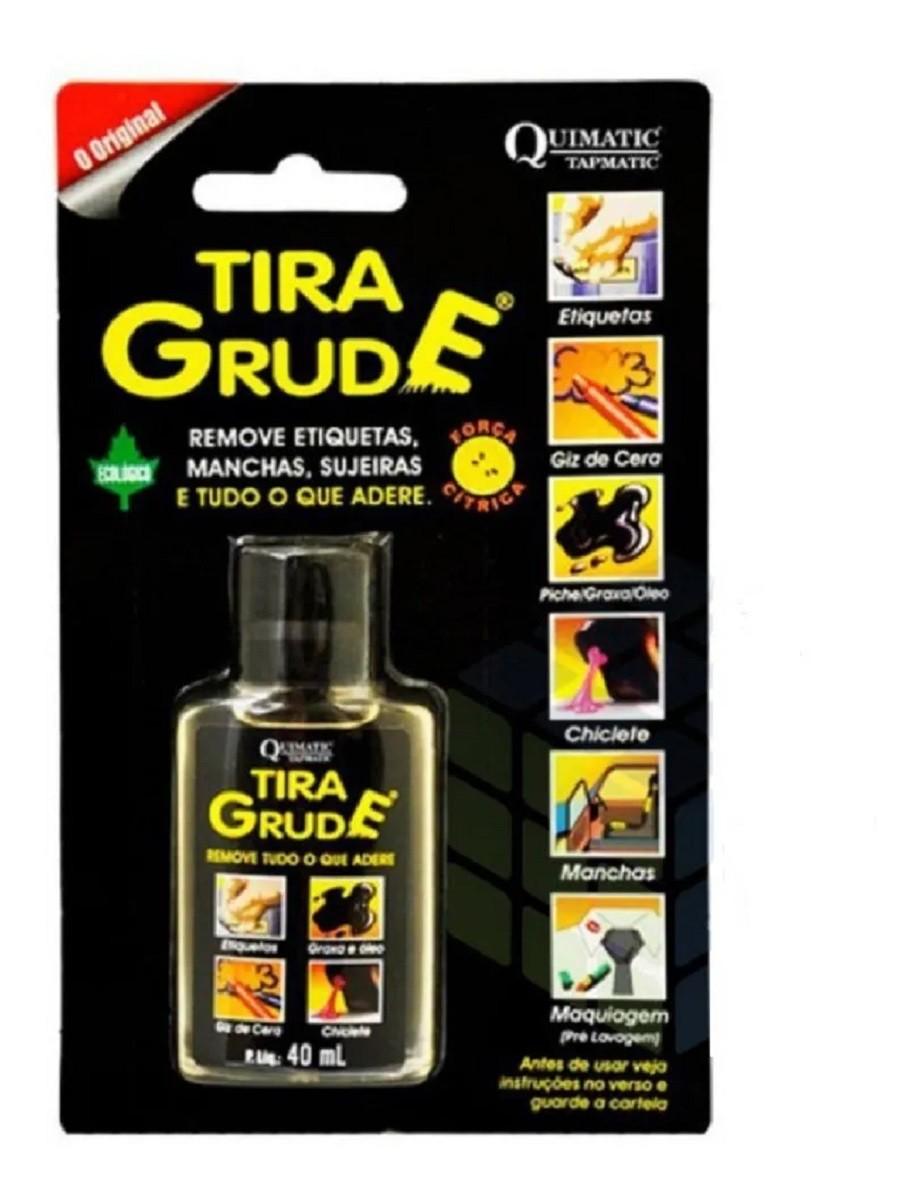 3 Tira Grude 40 Ml Remove Etiquetas Vidro Artesanato  - Rea Comércio - Sua Loja Completa!