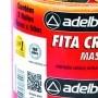4 Fita Crepe Adelbras Mask 710 48mm X 50m