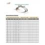 Abraçadeira Mangote MS 3 - 86 X 94  - 3.3/8 X 3.3/4 Polegada