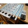 Cola Epoxi Titanium Aço Alumínio Bloco Motor Radiador Cobre