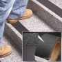 Fita Antiderrapante Pisos Escadas Uso Interno e Externo Preta Norton 50mm x  5mts