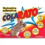 Kit 5 Ratoeira Adesiva Cola Gruda Armadilha Capturar Ratos Ratazanas Camundongo