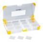 Caixa Organizador Plástico com 12 Divisórias OPV 070 - Vonder