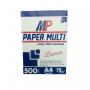 Papel Sulfite Paper Multi Branco Profissional A4 Premium