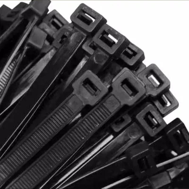 Abraçadeira Nylon Preta 50 Unidades 13,5 X 540mm  - Rea Comércio - Sua Loja Completa!