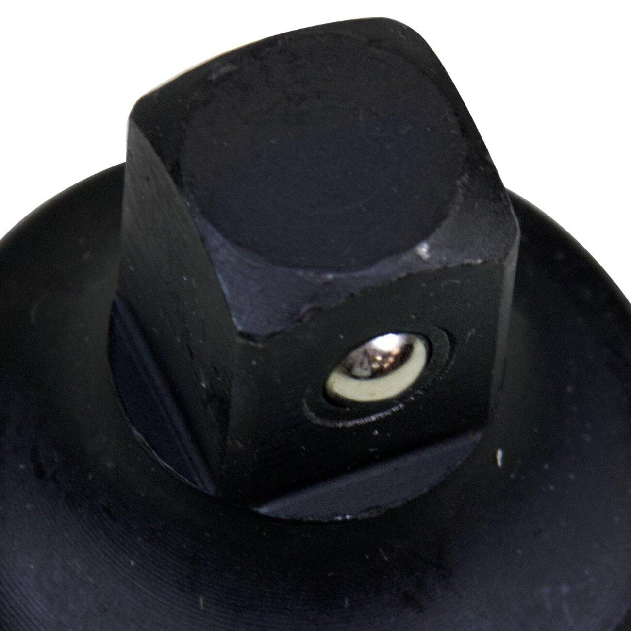 Adaptador Para Soquete Redução União De Impacto 1 X 3/4 Waft Preto  - Rea Comércio - Sua Loja Completa!