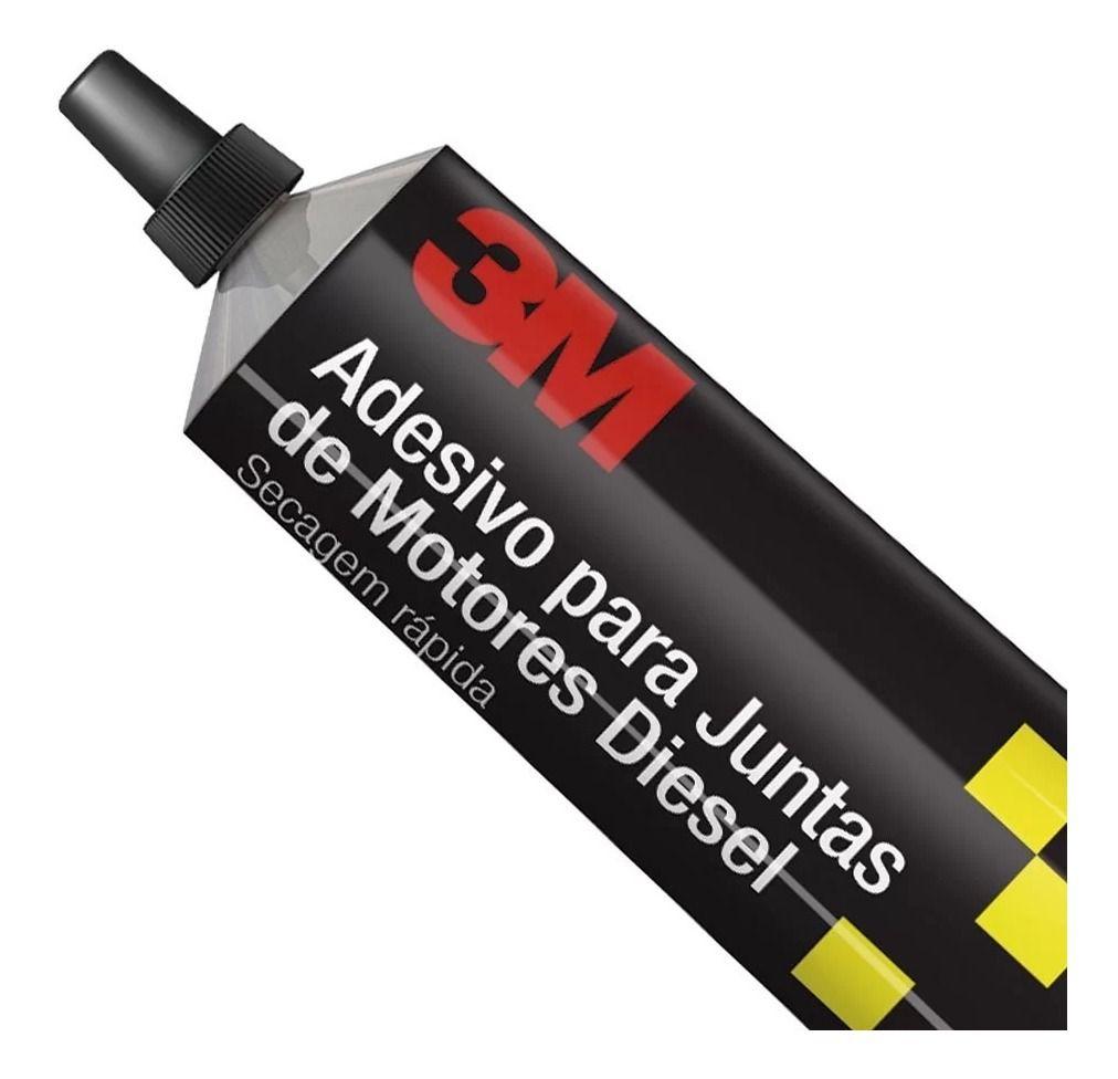 Adesivo Cola Junta De Motor Diesel Gasolina 3m 73gr  - Rea Comércio - Sua Loja Completa!