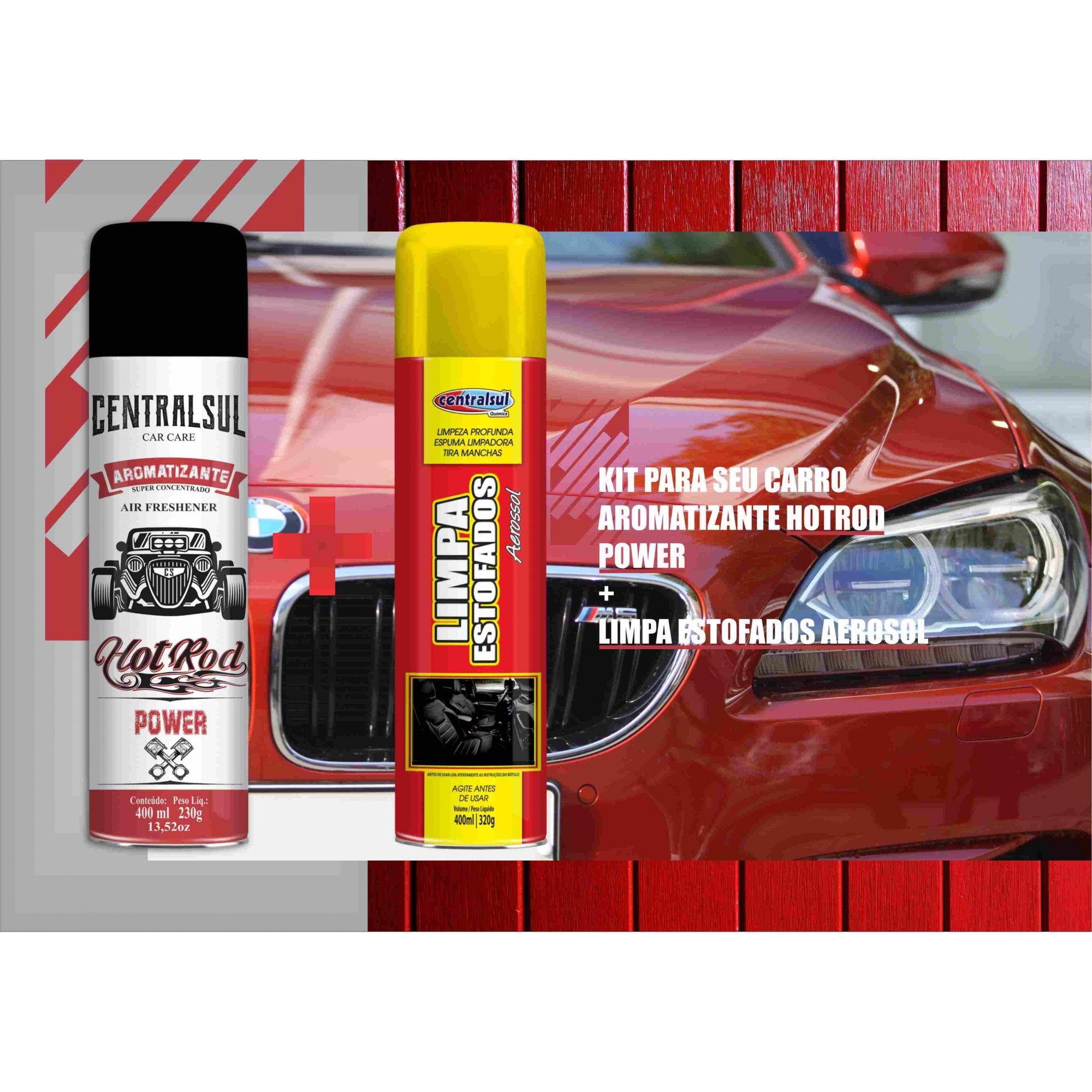 Aromatizante Super Concentrado + Limpa Estofados  - Rea Comércio - Sua Loja Completa!