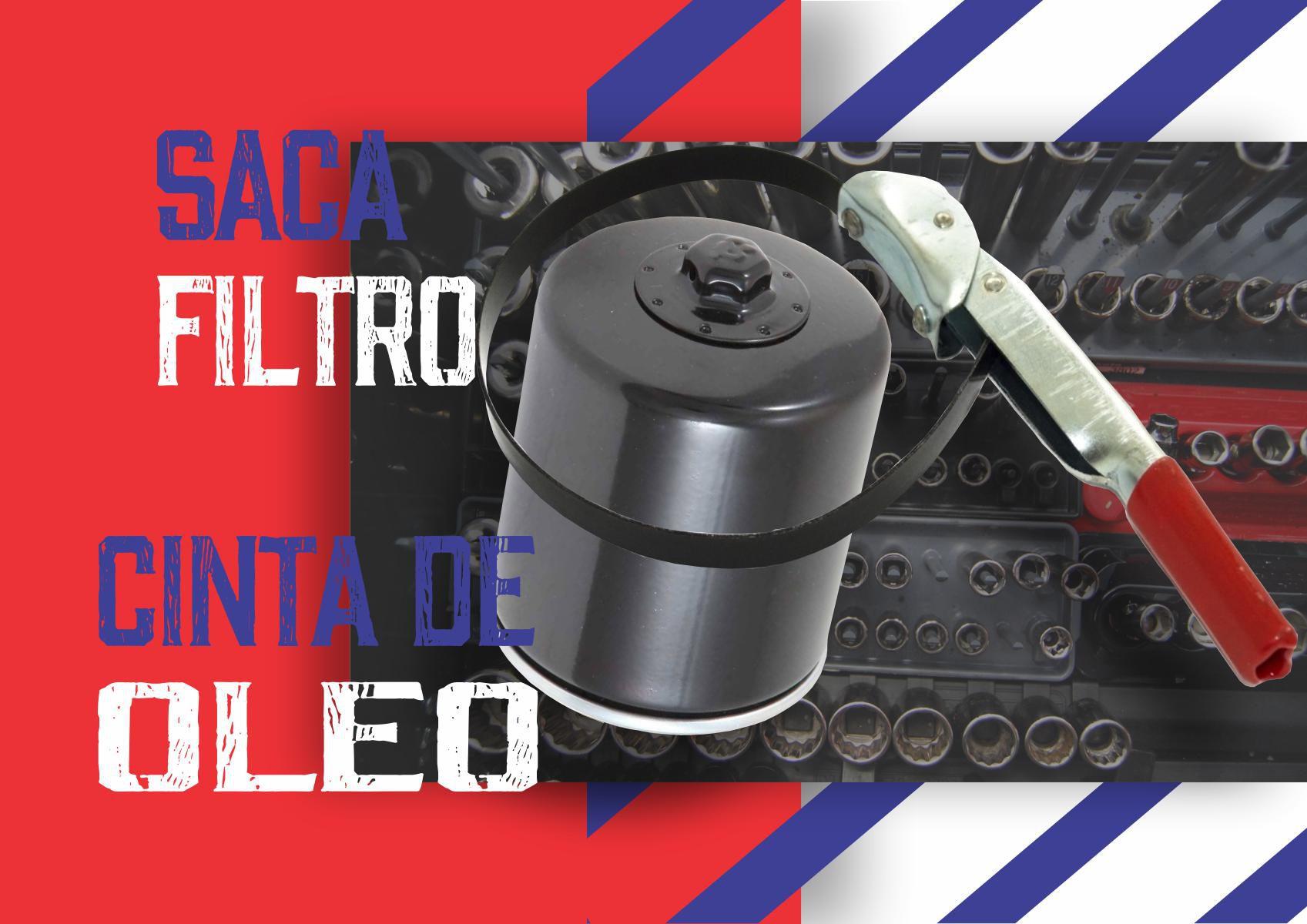 Chave Saca Filtro Cinta De Óleo Scania 75 x 86mm LUB 18-D  - Rea Comércio - Sua Loja Completa!