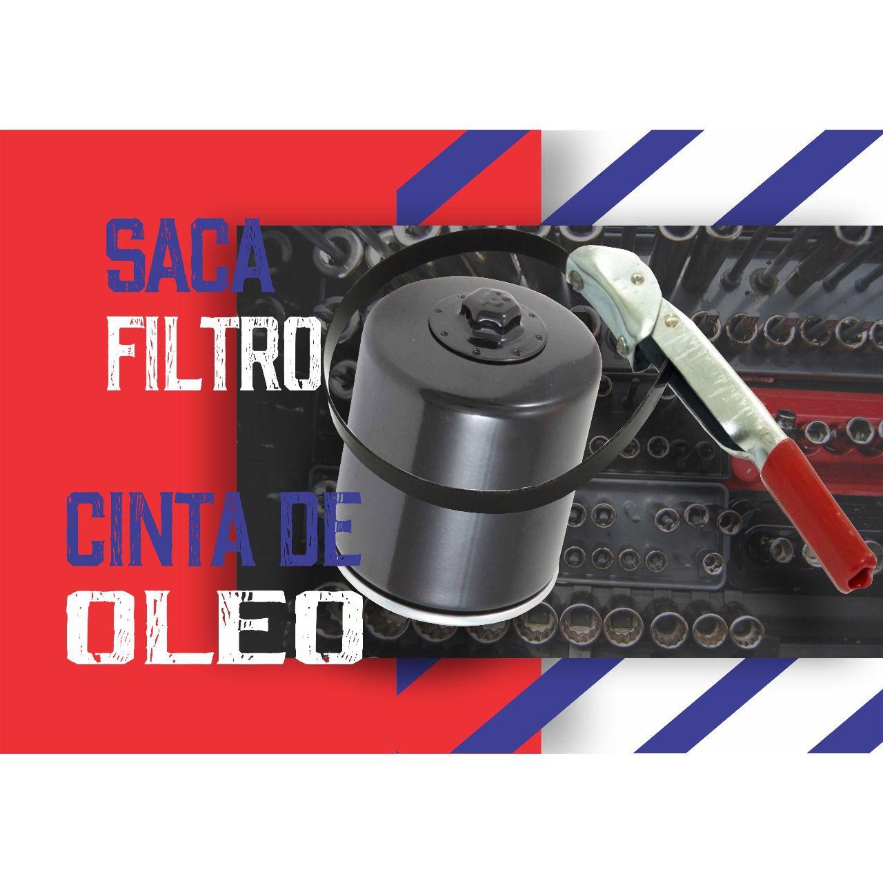 Chave Saca Filtro Cinta De Óleo  Volkswagem,Kia 71 x 82MM -   - Rea Comércio - Sua Loja Completa!