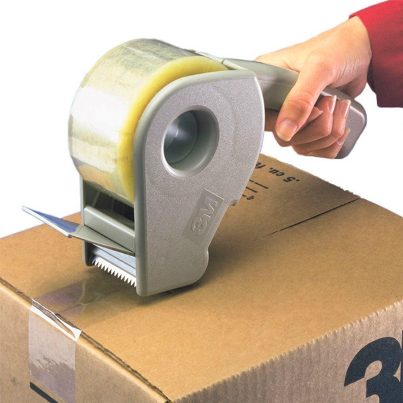 Fita Embalagem, Caixa de Papelão, Plásticos, Papelaria, Escritório Transparente Adelbras  Rolo De 4,8cm x 100m  - Rea Comércio - Sua Loja Completa!