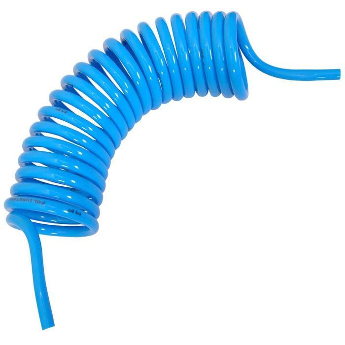 Kit 100 Mangueiras Espiral c/ Pistola 8 X 3,5MTS para Cabine Azul e Preta  - Rea Comércio - Sua Loja Completa!