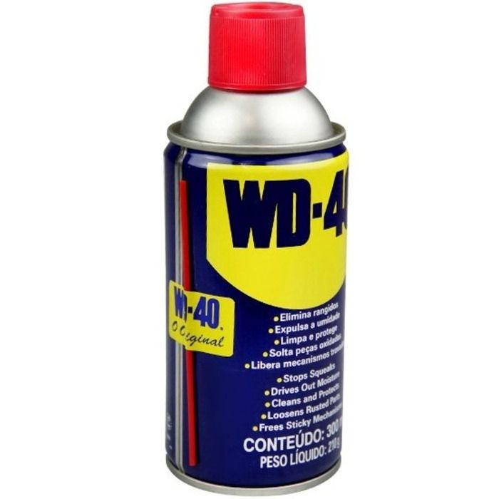 Kit Óleo Lubrificante Spray  3 unidades 330ml - WD-40  - Rea Comércio - Sua Loja Completa!