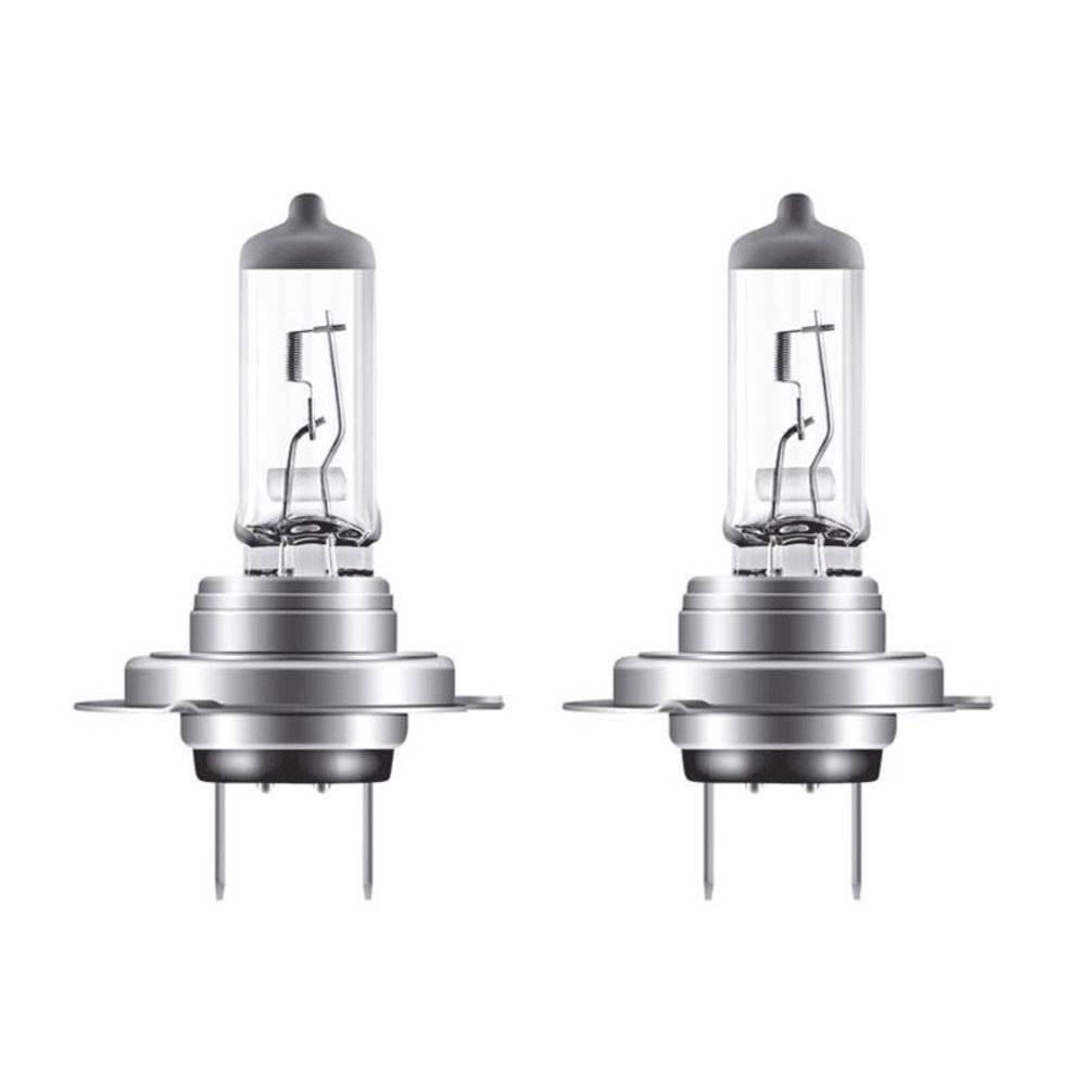 Lampada Farol Osram H7 Ultra Life 60/55w 12v 3200k 60% + Luz  - Rea Comércio - Sua Loja Completa!