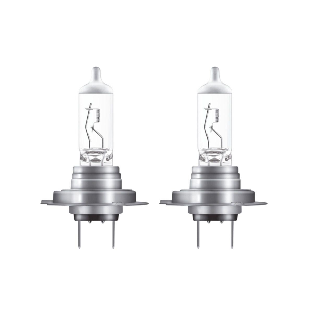 Lampada Farol Osram Night Breaker Silver H7 100% + Luz  - Rea Comércio - Sua Loja Completa!