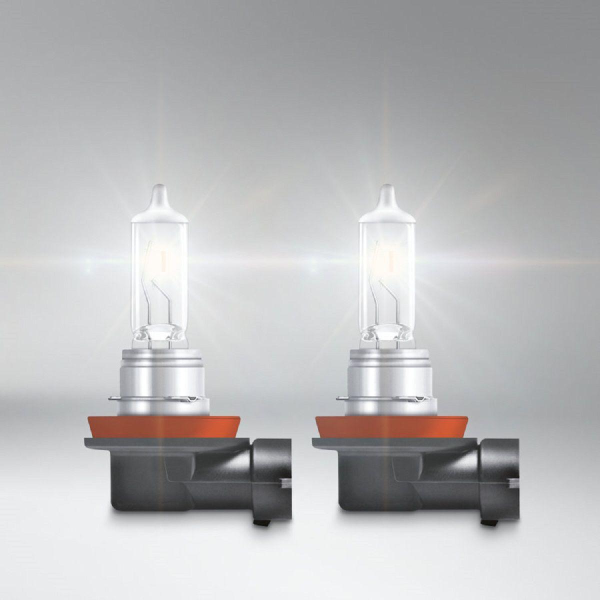 Lampada Farol Carro Osram Night Breaker Silver Par H11 100% + Luz 3.200k  - Rea Comércio - Sua Loja Completa!