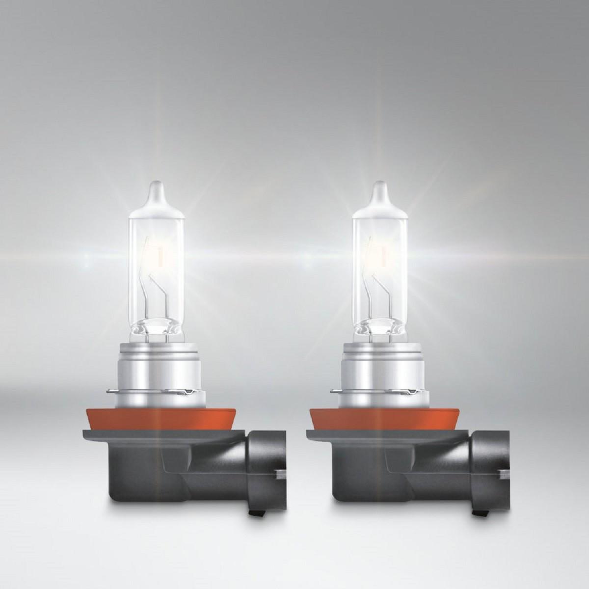 Lampada Farol Osram Night Breaker Silver Par H11 100% + Luz   - Rea Comércio - Sua Loja Completa!