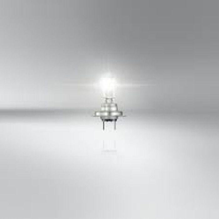 Lâmpada Halógena H7 3200K  55W 12V Osram Farol 30% + LUZ  OS  - Rea Comércio - Sua Loja Completa!