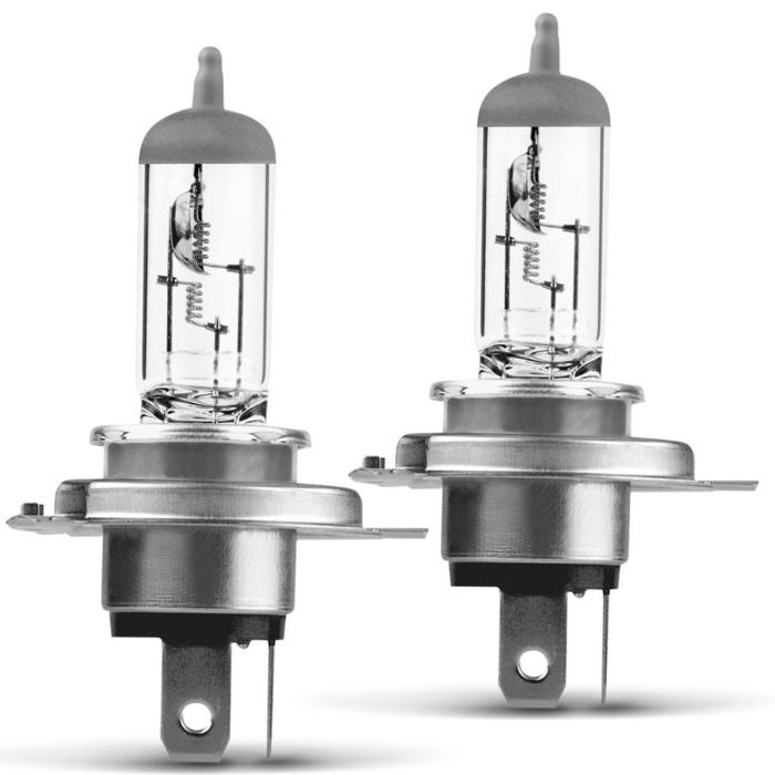 Lâmpada Halógena Neolux Standard H4 3200k 75/70w 24v N475  - Rea Comércio - Sua Loja Completa!