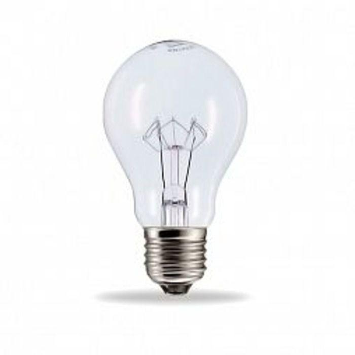 Lâmpada Incandescente Centra E27 para Pendente 100W - 110v  - Rea Comércio - Sua Loja Completa!