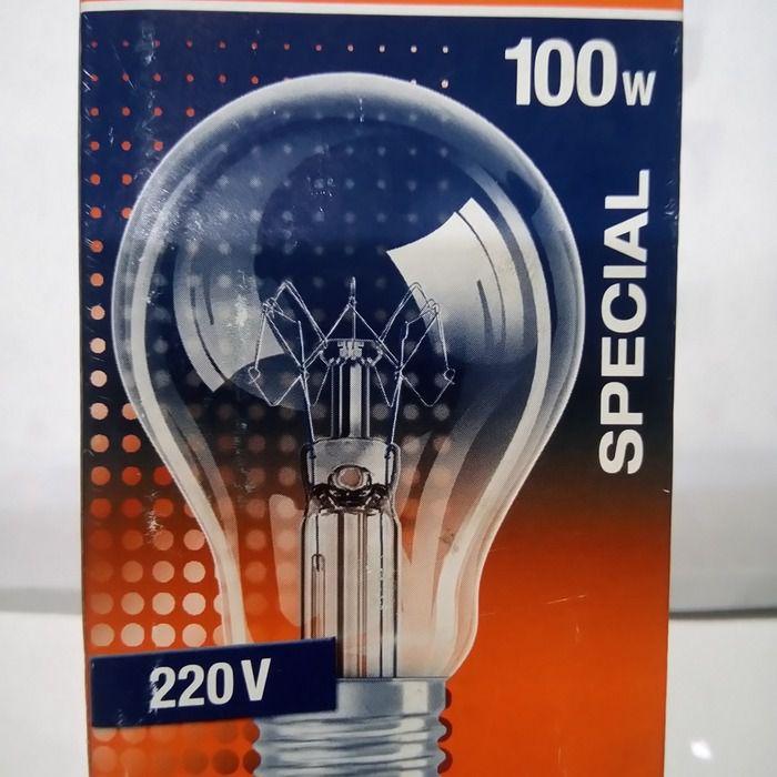 Lâmpada Incandescente Centra E27 para Pendente 100W - 220v  - Rea Comércio - Sua Loja Completa!