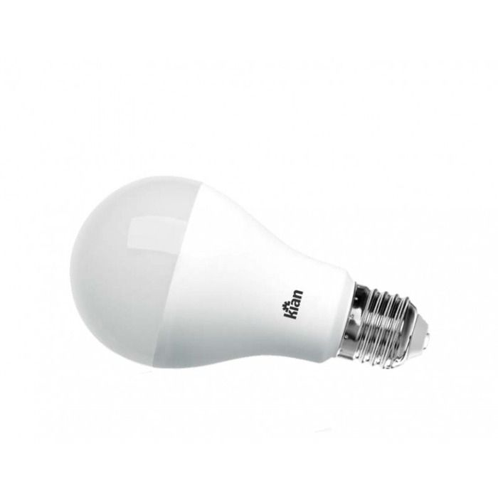 Lâmpada LED Bulbo Luz Branca 9W 6.500k Kian Bivolt